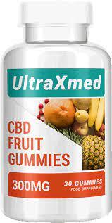 UltraXmed CBD Fruchtgummis