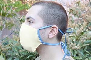 fleece maske