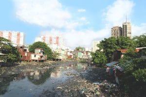 Modeindustrie verschmutzt asiatische Flüsse und Seen
