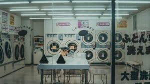 Mikroplastik durch Wäsche waschen