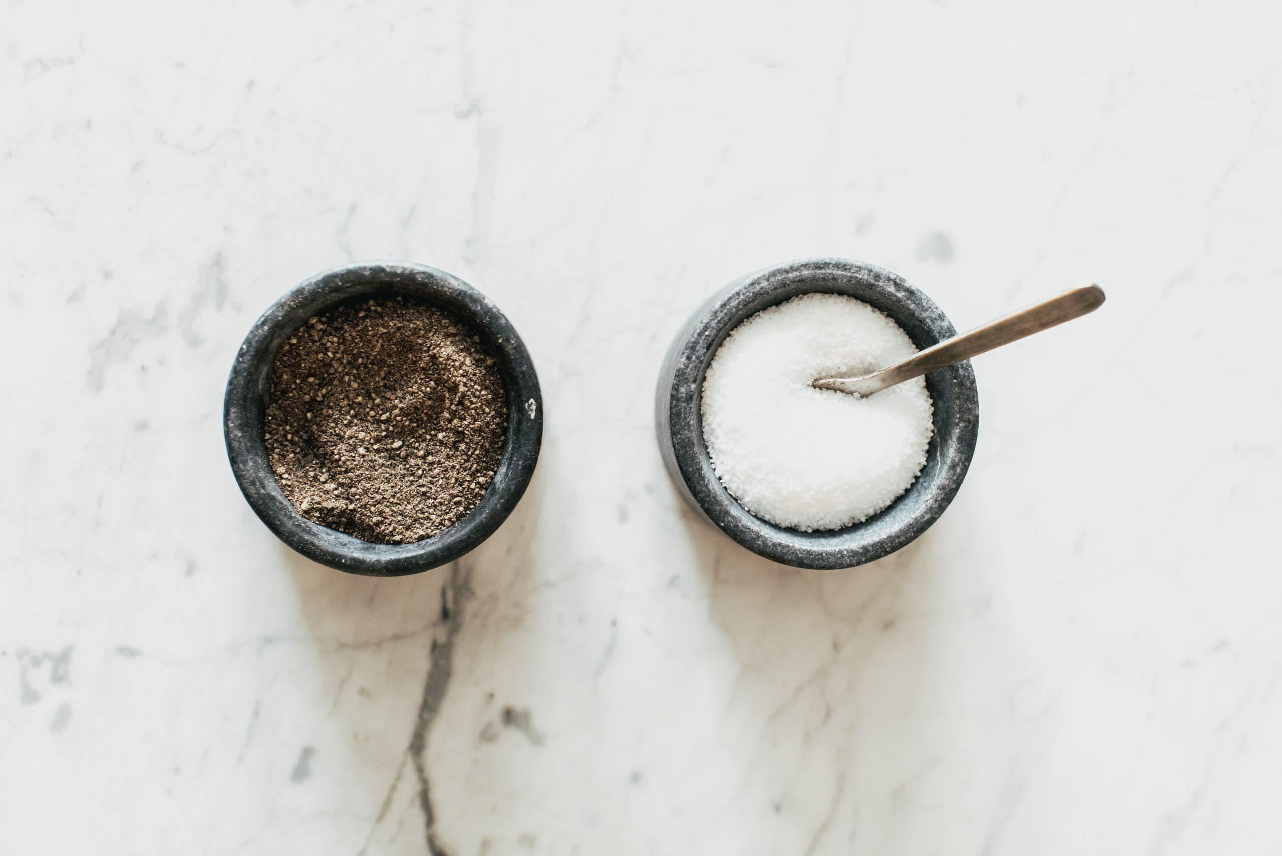 Gesunde natürliche Alternativen zu Kristallzucker